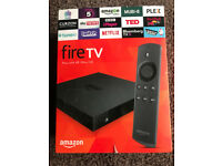 Amazon Fire TV box 4K (2nd Gen)