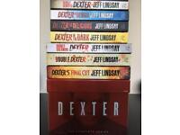 Dexter Complete TV Series + All 7 Dexter Novels