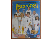 Scrubs Season 7 Boxset Unopened