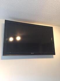 "Sony 40"" full HD flat TV"
