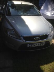 Mondeo 2.0 tdci mk4 spares or repair