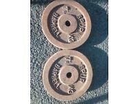 SPUR VINTAGE METAL WEIGHTS 30 KG SPUR