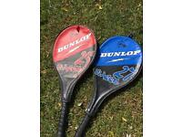 Children's tennis racquets