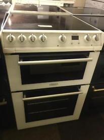 PLANET 🌎 APPLIANCE- HOTPOINT 60 CM WIDE ELECTRIC COOKER WITH GUARANTEE