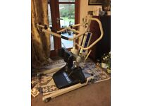 Invacare 350 Stand Assist Hoist Mobility Transfer AS NEW