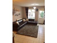 TWO DOUBLE BEDROOM HOUSE FURNISHED DRIVEWAY SEPARATE GARDEN IN GREEN FORD