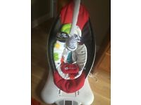 4Moms Mamaroo Baby Bouncer Swing - Newborn Insert Included