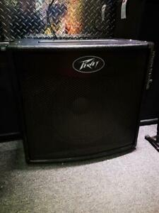 Peavey Tour TKO 115 Bass Combo Amplifier *USED
