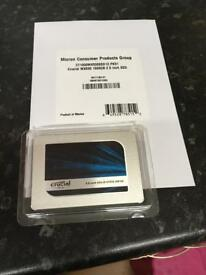 CRUCIAL MX500 1000GB SSD (BRAND NEW)