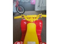 Toddlers electric quad £10
