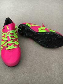 Adidas football boots AS NEW CONDITION