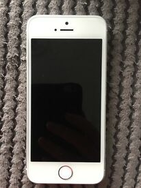 iPhone 5s 16gb (3 month old)