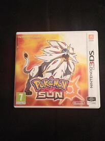 *NEW* Pokemon SUN Nintendo 2DS/3DS