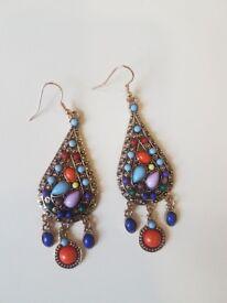Drop Earrings Bohemian Style