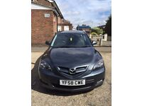 Mazda 3, Automatic , 1.6 petrol,5 doors, low mileage 40,000, 3 owners
