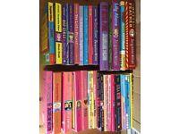 31 Jacqueline Wilson books