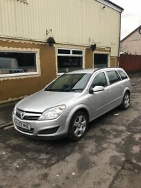 2007 Astra estate 1.3 cdti new mot 1 owner