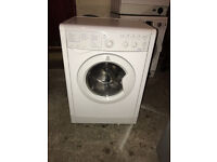 Very Nice Indesit IWDC6105 Washer & Dryer Fully Working with 4 Month Warranty