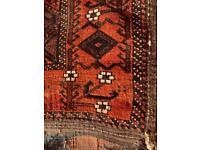 Khorasan style Persian rug