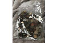 Coin job lot