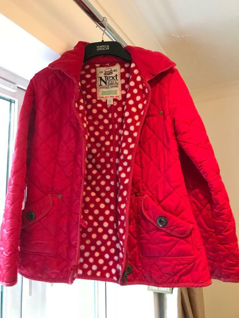 Girls coat - Next