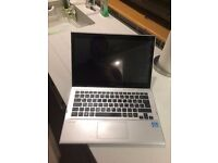 Sony Vaio T Series Touch Screen Ultrabook Core i5 Windows 8