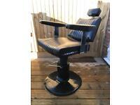 Belmont barber chair