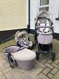 Jane Epic 3-in-1 travel system (birth to 3 years)