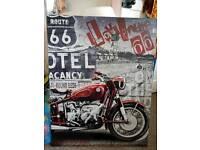Large bike canvas