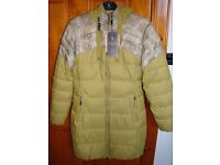 BRAND NEW winter coat size S.