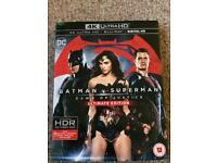 Batman V Superman 4K extended version