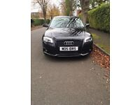 AUDI A3 *FULL BLACK EDITION S LINE* 2.0 TDI 5DR