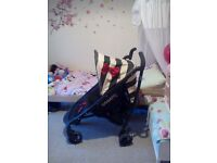 Cosatto go lighty Pram (BOW EDITION) £60!! RRP-£299