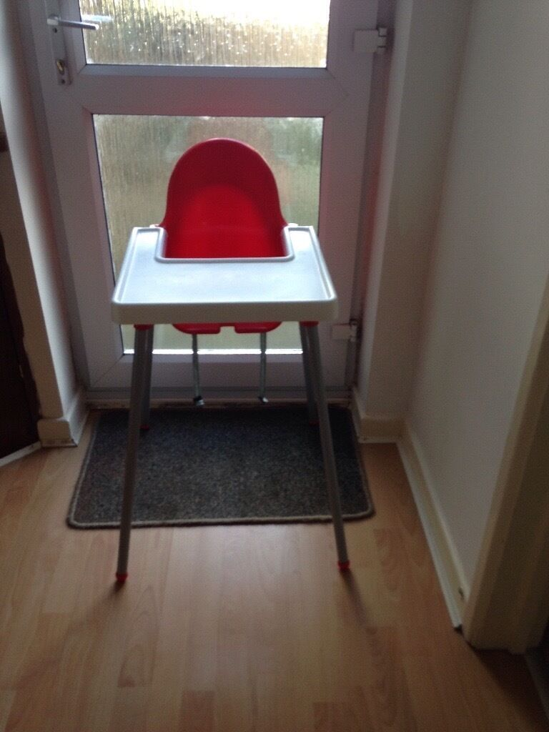 Ikea high chair in woodstock oxfordshire gumtree for High baby chair ikea