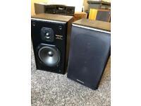 Technics hifi speakers SB-CS5