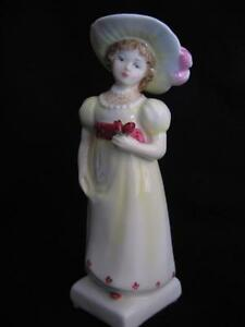"ROYAL DOULTON KATE GREENAWAY ""LORI"" FIGURINE MADE IN ENGLAND"