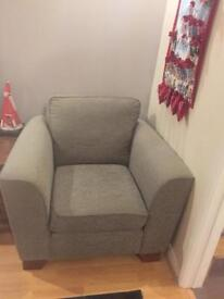 M&S armchair - was £700 new, really comfy