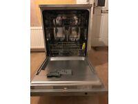 Kenwood dishwasher - just over 2 years' old