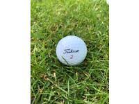 20 Golf balls assorted
