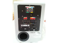 Acoustic Solutions AS100 5.1 Speaker Package with active sub