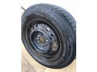175 65 14 Tyre Wheel,Vauxhall Corsa Wheel Tyre