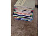 15 social work degree books