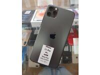 Apple iPhone 11 Pro Max 64gb Grey Unlocked with WARRANTY