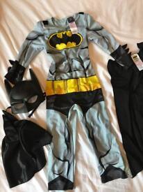 Batman costume aged 3-4