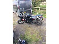 Lexmoto 125cc 2013