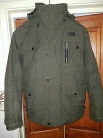 The North Face mens jacket M