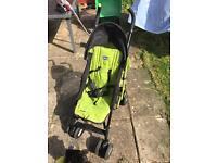 Chicco echo pushchair/stroller