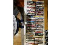165 DVDs and Blu-rays + 100s of electronic HD movies