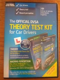 Official DVSA Theory test kit - Half price