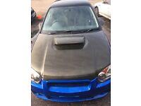Subaru Impreza Blob WRX Wagon for breaking